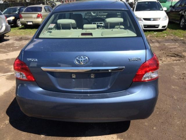 Toyota Yaris 07